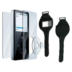Armband with Screen Protector for Apple iPod Video