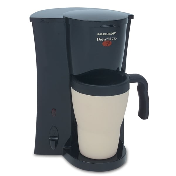 Black & Decker DCM18 Brew 'N Go Coffeemaker 7581046