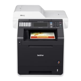Brother MFC-9970CDW Laser Multifunction Printer - Color - Plain Paper