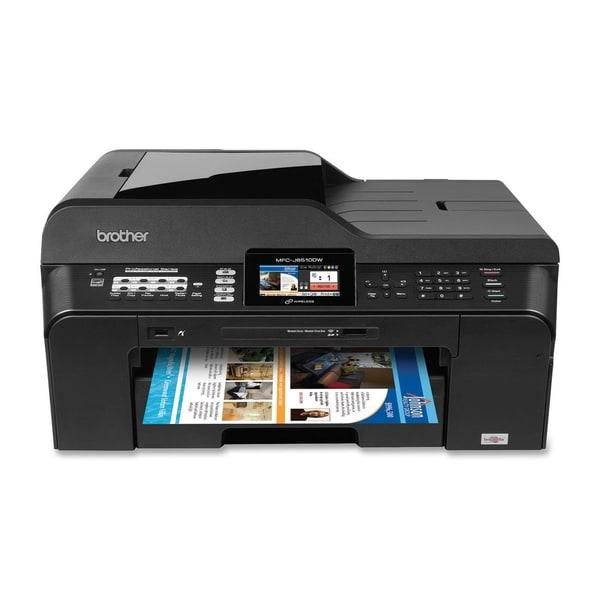 Brother MFC-J6510DW Inkjet Multifunction Printer - Color - Plain Pape