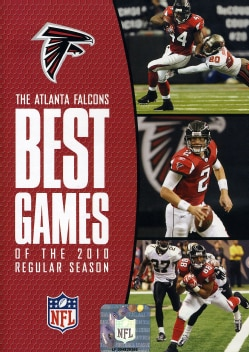 NFL Atlanta Falcons Best Games of 2010 Season (DVD)
