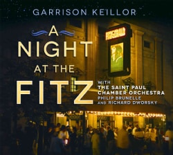 A Night at the Fitz: With the Saint Paul Chamer Orchestra (CD-Audio)