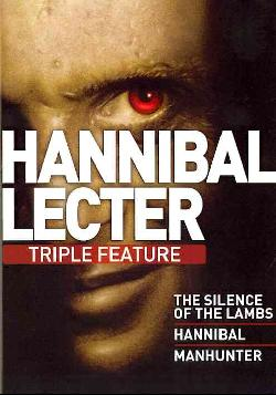 Hannibal Lecter Triple Feature (DVD)