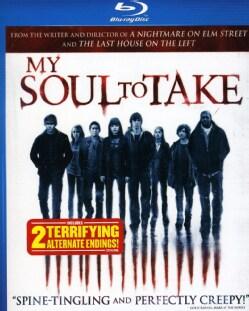My Soul To Take (Blu-ray Disc)