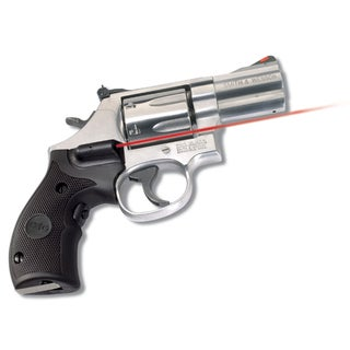 Crimson Trace Smith & Wesson K/L Frame Round Butt Overmold Laser Grip
