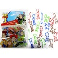 Character Bandz 'Toy Story 3' Characters Shaped Silicone Kids Bracelets (2 packs)