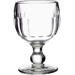 "La Rochere ""Cuteau"" Bistrot Water Glasses (Set of 6)"