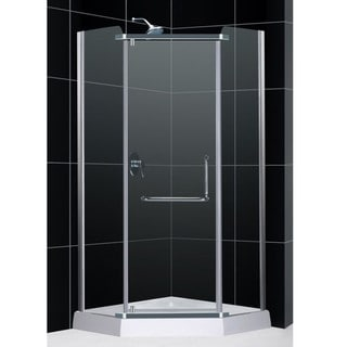 DreamLine 38-1/4 inches x 76-3/4 inches Horizon Pivot Shower Enclosure