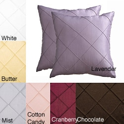 Duvernoy 18-inch Decorative Pillows (Set of 2)