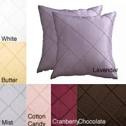 Duvernoy 18-inch Decorative Pillows (Set of 2)