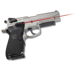 Crimson Trace Smith & Wesson 3rd Generation Full Double Laser Grip