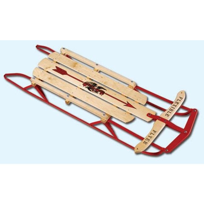 Flexible Flyer 42-inch Steel Runner Sled