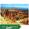 Orange Cat Art Sheri Symanski 'Bryce Canyon Amphitheater' Photo Print