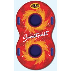 Flexible Flyer Snow Twist 57-inch Inflatable Sled