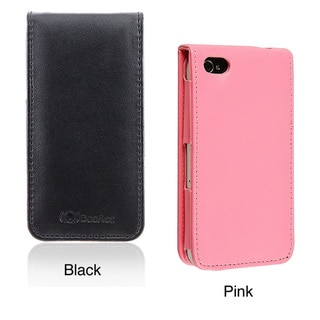 Leather Case for Apple iPhone 4/ 4S