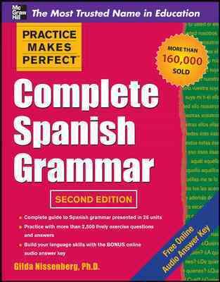 Complete Spanish Grammar (Paperback)