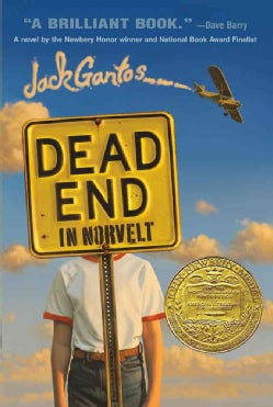 Dead End in Norvelt (Hardcover)
