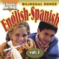 SARA PUBLISHING JORDAN - VOL. 1-BILINGUAL SONGS: ENGLISH-SPANISH