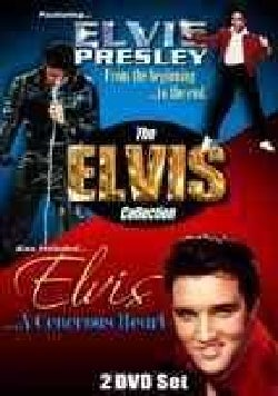 The Elvis Collection (From Beginning to End & Generous Heart) (DVD)