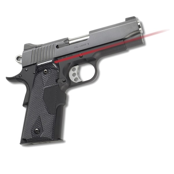 Crimson Trace 1911 Government/ Commander Pro Carbon Laser Grip