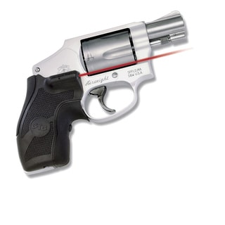 Crimson Trace S&W J Round Butt Overmold Front Activation Boot Grip