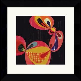 Rex Ray 'Obscura' Framed Art Print