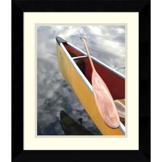 Orah Moore 'Still' Framed Art Print
