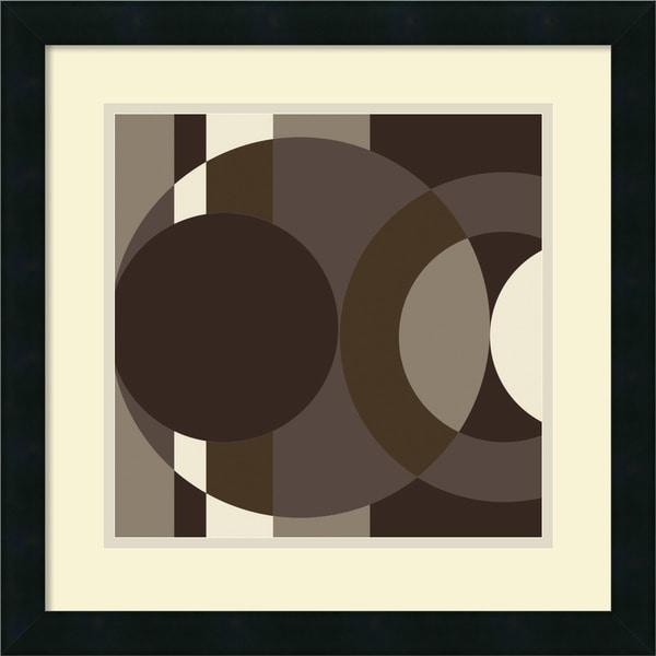 Denise Duplock 'Como' Framed Art Print