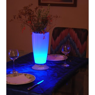 Atmosphere Rechargeable Color-changing Vase