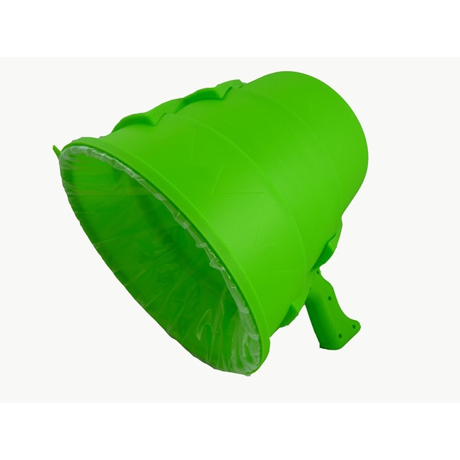 Airzooka Green Air Cannon