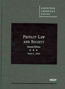 Privacy Law and Society (Hardcover)