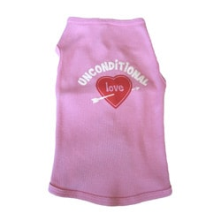 Unconditional Love Dog Tank Top