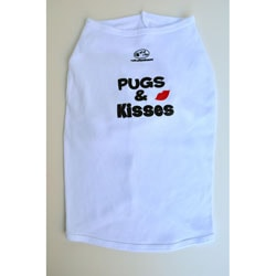 Pugs & Kisses Dog Tank Top