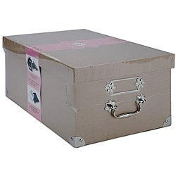 Sizzix Light Brown Extra-large Die Storage Box