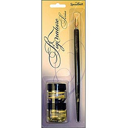 Signature Series Calligraphy Pen & Ink Set