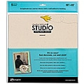 Studio 12 x 12 Sticky Back Natural Canvas (Pack of 5)