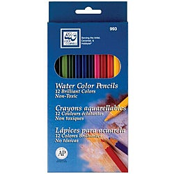 Watercolor Pencils (Pack of 12)