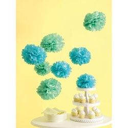 Martha Stewart Celebrate Paper Pom-poms