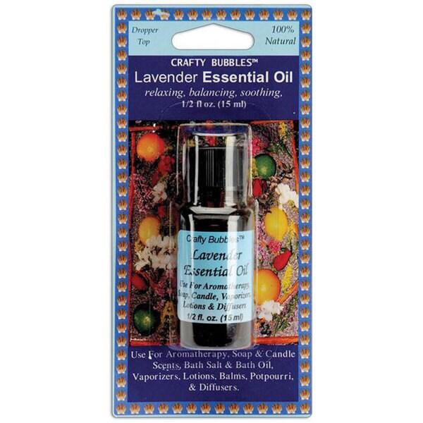 Essential Oils 0.5-oz Lavender Scent