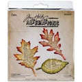 Sizzix Bigz BIGkick/ Big Shot 'Tattered Leaves' Die