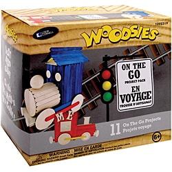Woodsies On-the-Go Project Pack