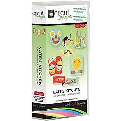 Cricut Imagine Kate's Kitchen Full Art Cartridge