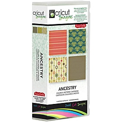 Cricut Imagine Ancestry Pattern Cartridge