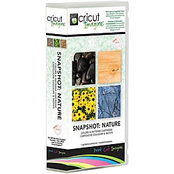 Cricut Imagine Snapshot: Nature Pattern Cartridge -