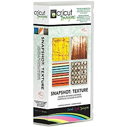 Cricut Imagine Snapshot: Texture Pattern Cartridge