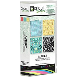 Cricut Imagine Audrey Pattern Cartridge
