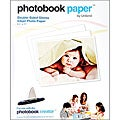Double Sided Inkjet White Glossy Photo Paper (8.5 x 11)