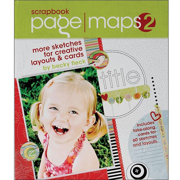 Memory Makers Page Maps 2 Book