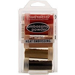 Stampendous Rich and Rugged Embossing Kit