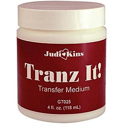 Tranz It! 4-oz Transfer Medium Package